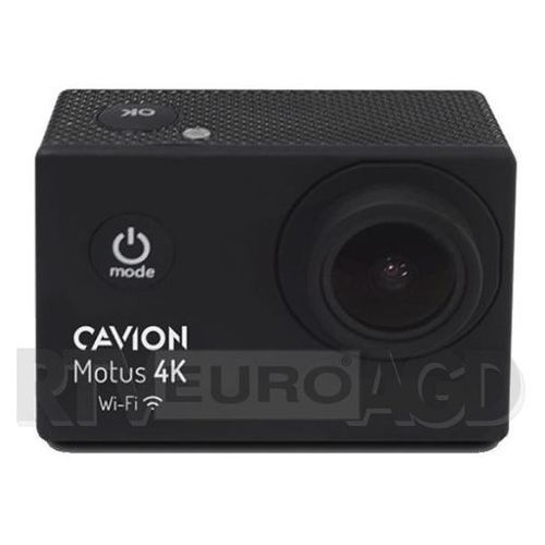 motus 4k wi-fi marki Cavion