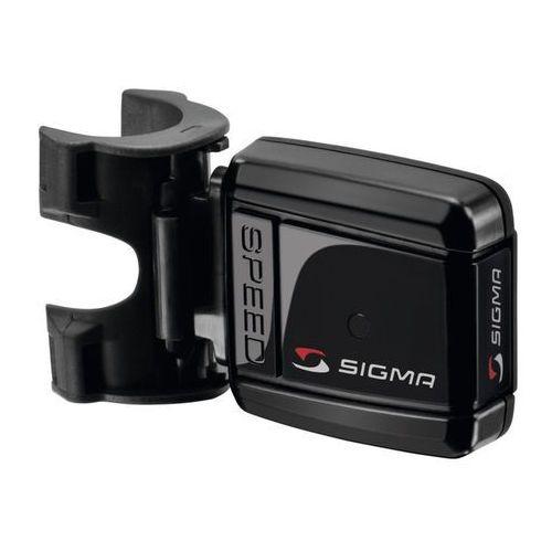 Sigma sport nadajnik prędkości sts oddzielny czarny 2018 akcesoria do liczników