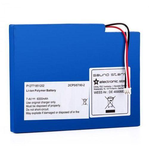 Auna Zapasowy akumulator do boomboxa soundstorm bateria litowo-polimerowa (4260365798431)