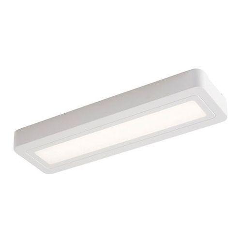 Oświetlenie meblowe led caldwell 4000 k na baterie white marki Colours