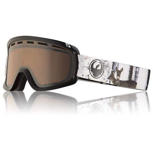 Gogle snowboardowe - d1otg bonus plus realm/silion+dksmk (349) rozmiar: os marki Dragon