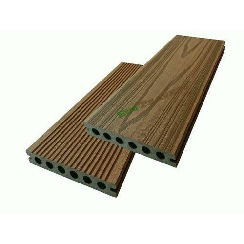 Deska kompozytowa EcoTravers 3D deseń drewna/17r Teak (miodowy) 3000 x 140 x 23