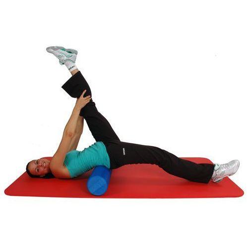 Msd Wałek do ćwiczeń (pilatesu) mambo pilates foam roller moves (90 lub 45 cm)