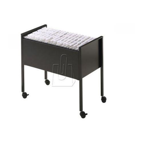 Wózek na teczki zawieszane Durable Economy Trolley 80 Folio 3096-01 czarny, 100378