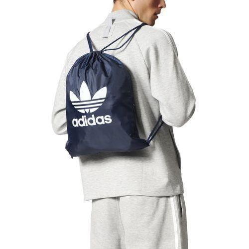 Torba worek originals trefoil gym sack bk6727, Adidas