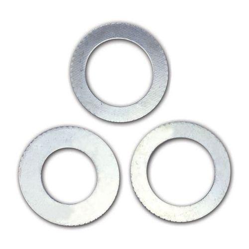 Erbauer Pierścienie redukcyjne 30/25 30/20 30/16 mm 3 szt.