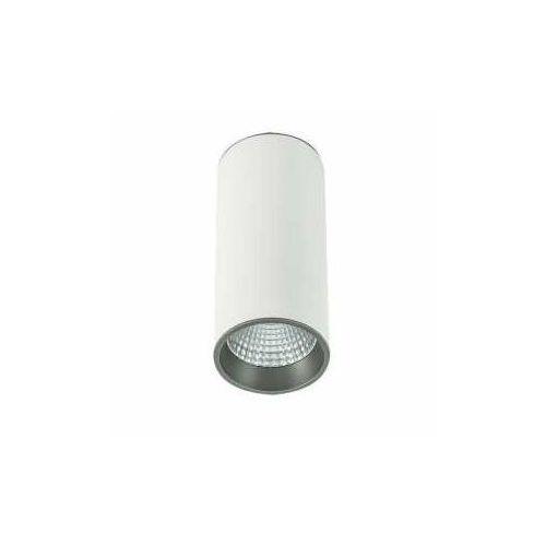 ITALUX LAMPA PLAFON MOLDES SLC7392/12W 4000K WH+GR