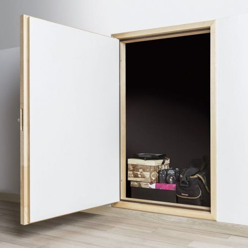 Drzwi kolankowe dwk 60x80 marki Fakro