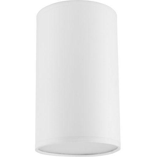 Plafon lampa oprawa sufitowa TK Lighting Office Circle 1x60W E27 biały 2466