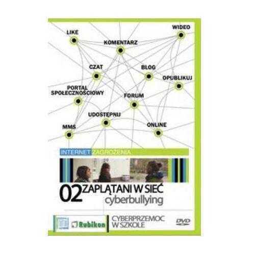 Cyberbullying Zaplątani w sieć Film DVD (9788389947536)