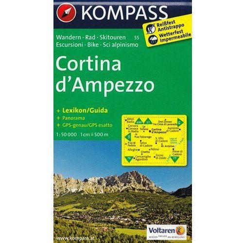 Cortina D'Ampezzo - Euro Pilot, oprawa miękka