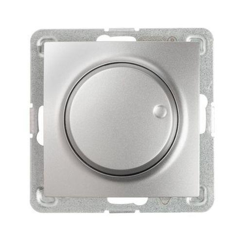 Ściemniacz do LED IMPRESJA Srebrny OSPEL (5907577478452)