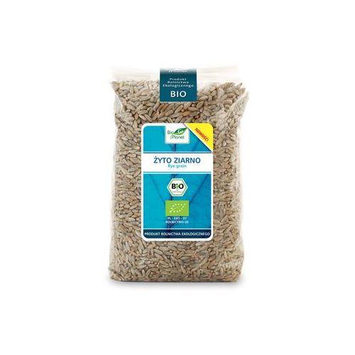 Żyto ziarno bio 1kg marki Bio planet