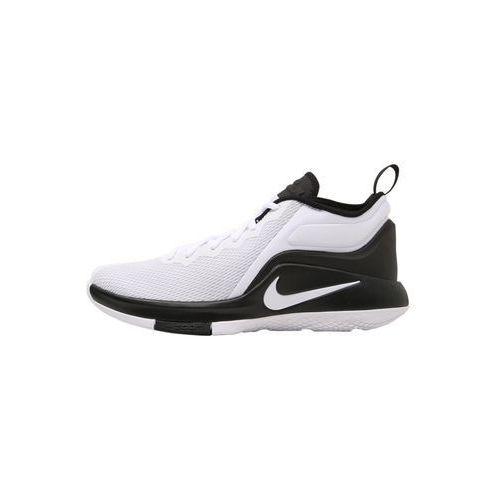 Nike Performance LEBRON WITNESS II Obuwie do koszykówki white/black, 942518