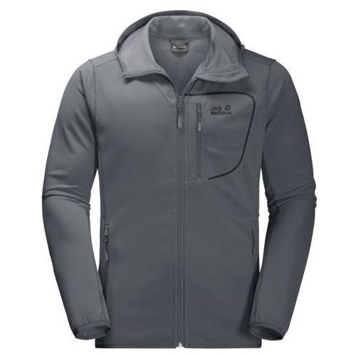 Polar hydropore hooded jacket men marki Jack wolfskin