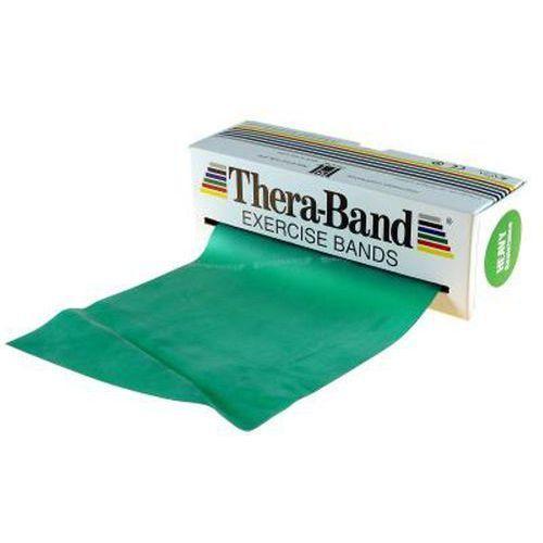 Thera band taśmy rehabilitacyjne, długość: 5,5 m, opór taśmy: mocny marki Thera - band