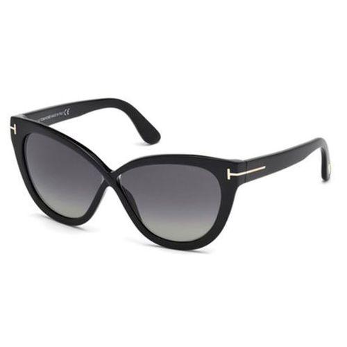 Okulary słoneczne ft0511 polarized 01d marki Tom ford