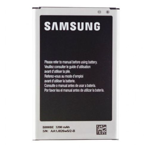 Samsung Oryginalna bateria galaxy note 3 nfc b800be