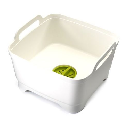 - wash&drain miska z odpływem biała marki Joseph joseph