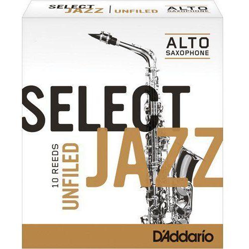 Rico Jazz Select Unfiled 2S stroik do saksofonu altowego