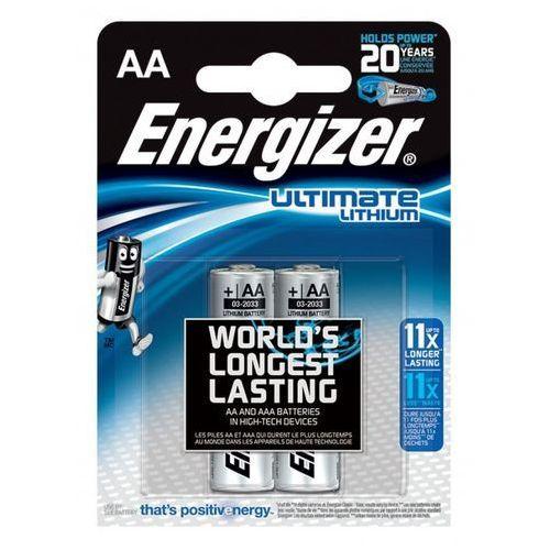 ultimate lithium mignon 2xaa marki Energizer