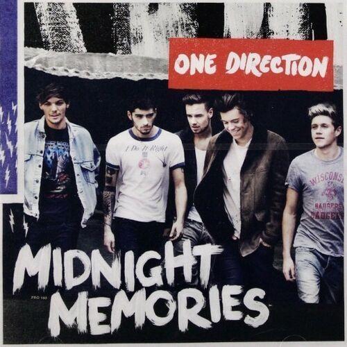 Sony music entertainment Midnight memories (0888837740623)