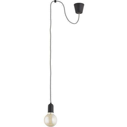 Żyrandol na drutu litze qualle 1xe27/60w/230v marki Tk lighting