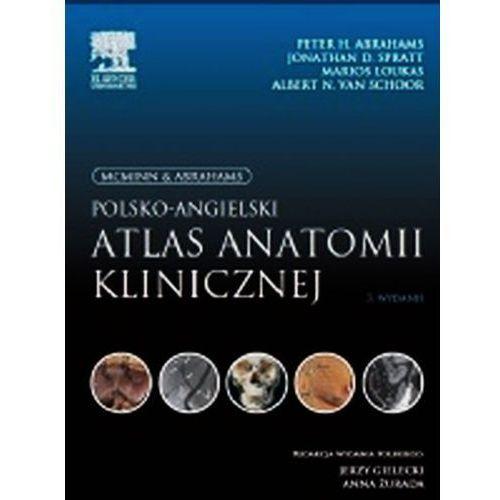 McMinn & Abrahams Polsko-angielski atlas anatomii klinicznej (2014)