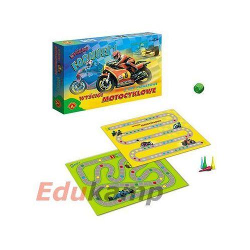 Alexander-gry Gra alexander wyścigi formuły 1 - wyścigi motocyklowe (5906018002386)