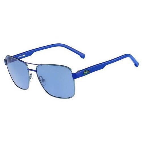 Okulary słoneczne l3105s kids 467 marki Lacoste