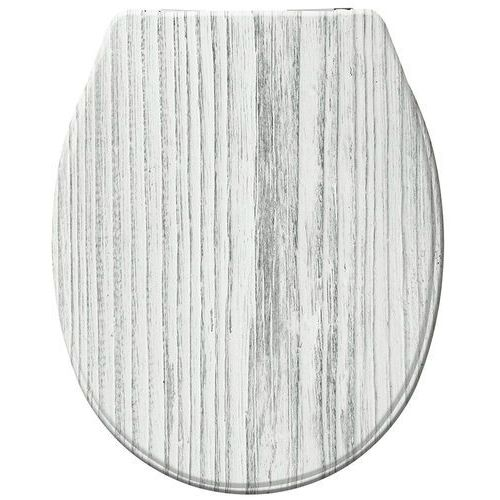 Wenko Deska sedesowa tundra - duroplast, wolnoopadająca