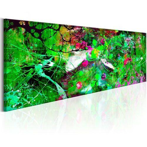 Artgeist Obraz - zielona fantazja