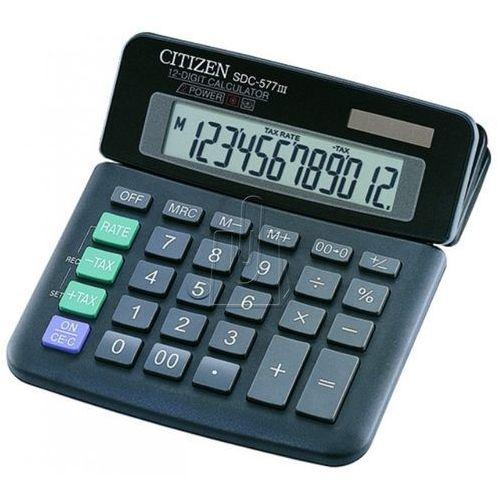 Citizen  kalkulator biurowy sdc 577iii darmowa dostawa do 400 salonów !!