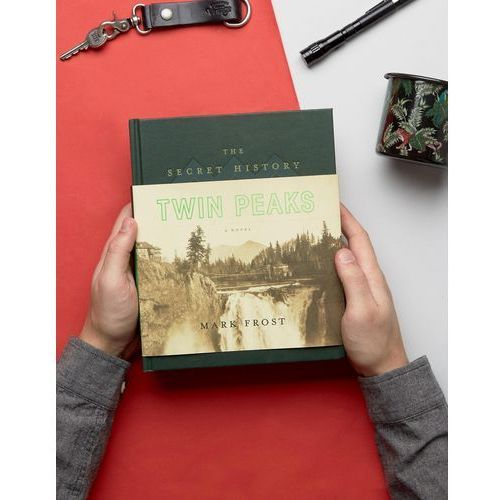 The secret history of twin peaks  - multi marki Books