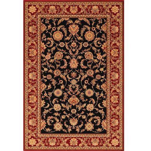 Dywan isfahan anafi czarny 120x170 marki Agnella