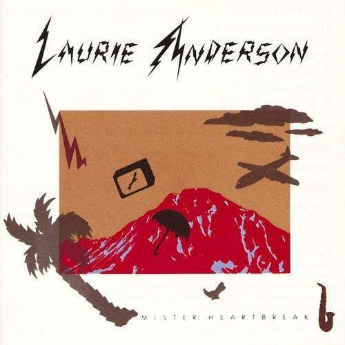 Warner music / warner bros. records Mister heartbreak - laurie anderson (płyta cd)