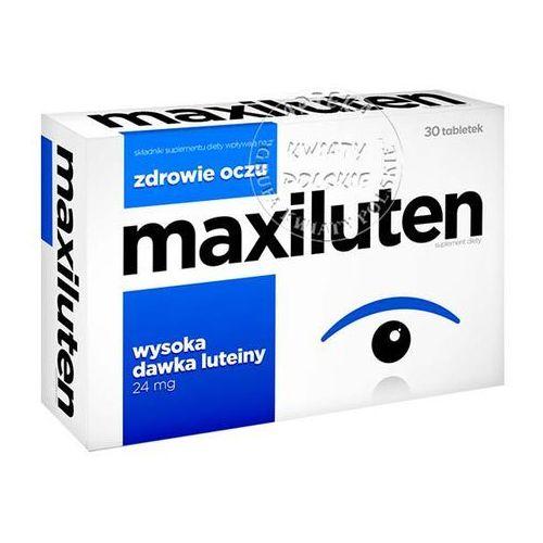 Maxiluten 30 tabl. - produkt farmaceutyczny