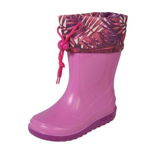gumiaki różowy marki Romika