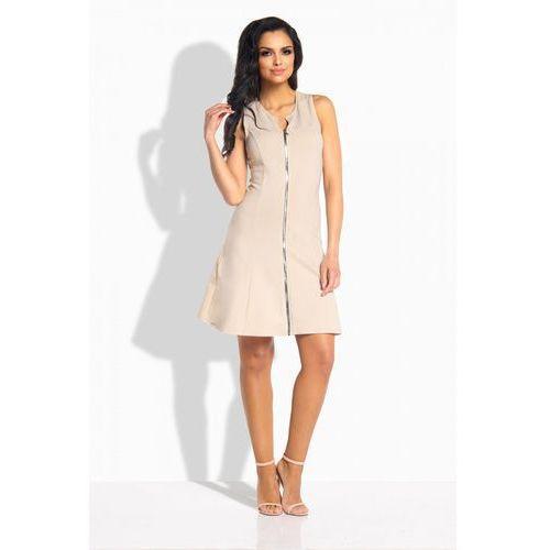 L183 beżowa sukienka, Lemoniade