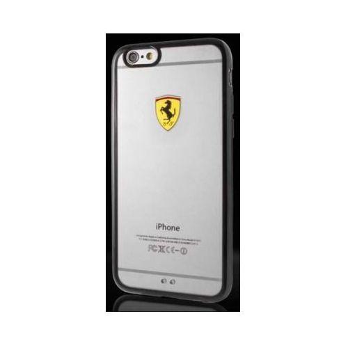 Futerał Ferrari Hardcase racing shield transparent Apple iPhone 6 / 6S, kolor Futerał
