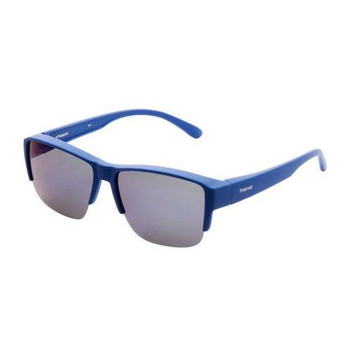 Okulary przeciwsłoneczne męskie - 233717-86 marki Polaroid
