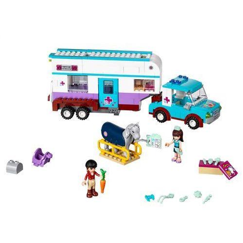 Lego FRIENDS Przyczepa lecznicza dla koni 41125
