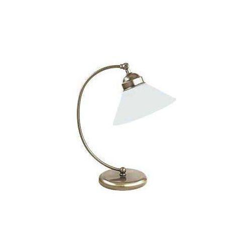 Rabalux Lampa lampka oprawa stołowa anastasia 1x60w e27 brązowa 2702 (5998250327020)