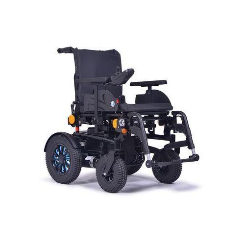 Elektryczny wózek inwalidzki squod (terenowo-pokojowy) marki Vermeiren