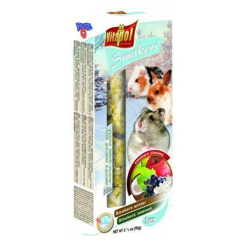 Vitapol smakers dla gryzoni zima 2 szt. 90g - darmowa dostawa od 95 zł! (5904479011480)