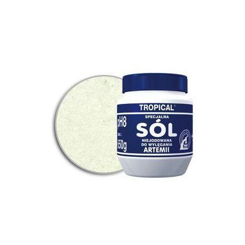 Tropical Sól do wylęgania Artemii puszka 300g