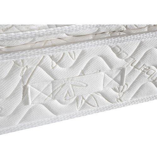 Beliani Materac kieszeniowy memory foam 160 x 200 cm luxus