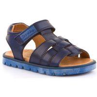 sandały chłopięce 34 niebieskie marki Froddo