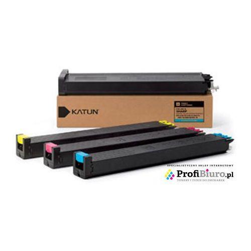 Toner 39090 Cyan do kopiarek Sharp (Zamiennik Sharp MX-27GTCA) [15k]