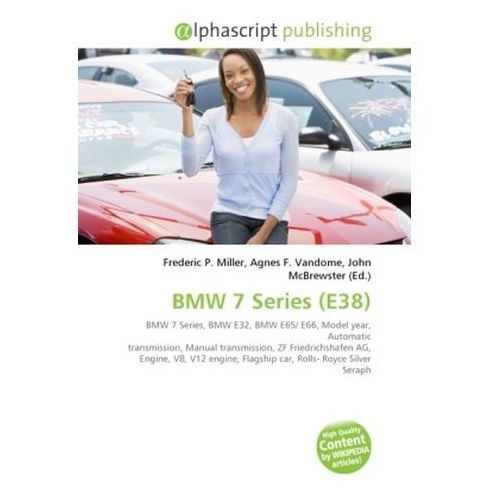 BMW 7 Series (E38) (9786130726423)